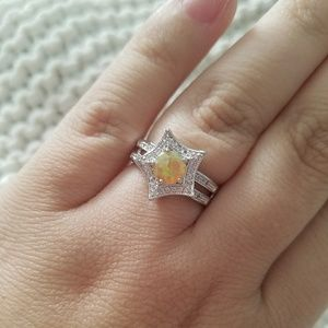 Fragrant Jewels Shooting Star Collection Ring